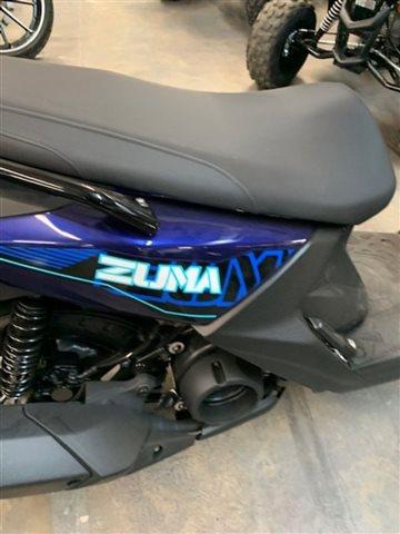2020 Yamaha Zuma 125 at Powersports St. Augustine