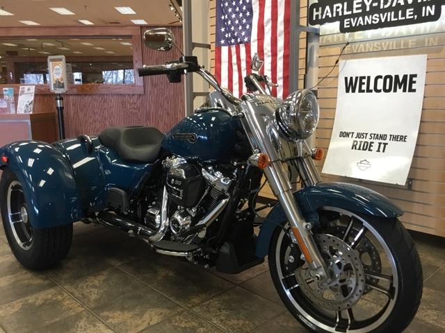 2021 Harley-Davidson Trike FLRT Freewheeler at Bud's Harley-Davidson