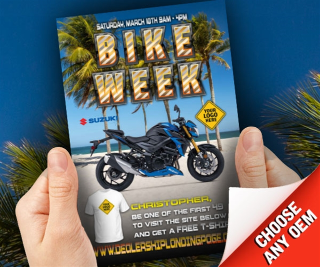 2019 Fall Bike Week Powersports at PSM Marketing - Peachtree City, GA 30269