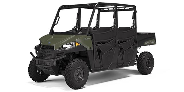 2021 Polaris Ranger Crew 570 Base at Santa Fe Motor Sports