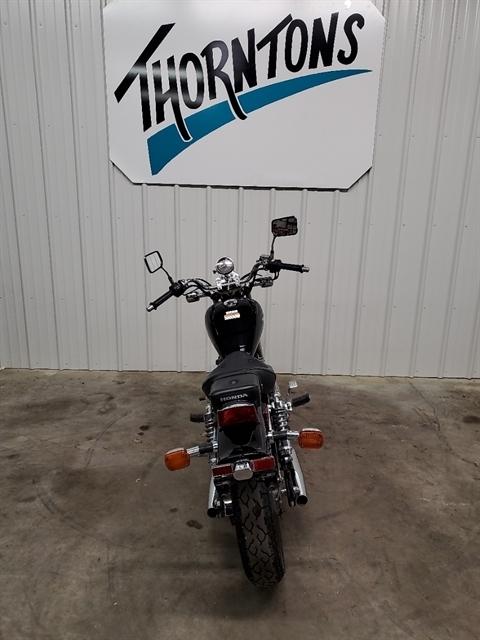 2009 Honda Rebel Base at Thornton's Motorcycle - Versailles, IN