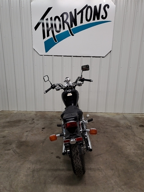 2009 Honda Rebel Base at Thornton's Motorcycle - Versailles, IN