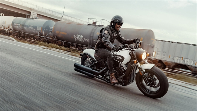 2019 Indian Scout Bobber at Youngblood Powersports RV Sales and Service