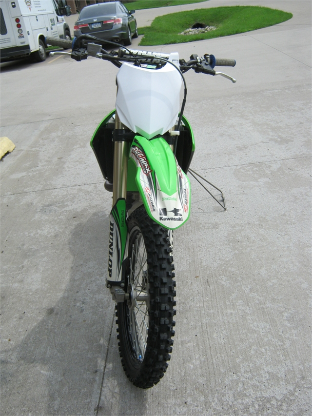 2013 Kawasaki KX450FDF 450F at Brenny's Motorcycle Clinic, Bettendorf, IA 52722
