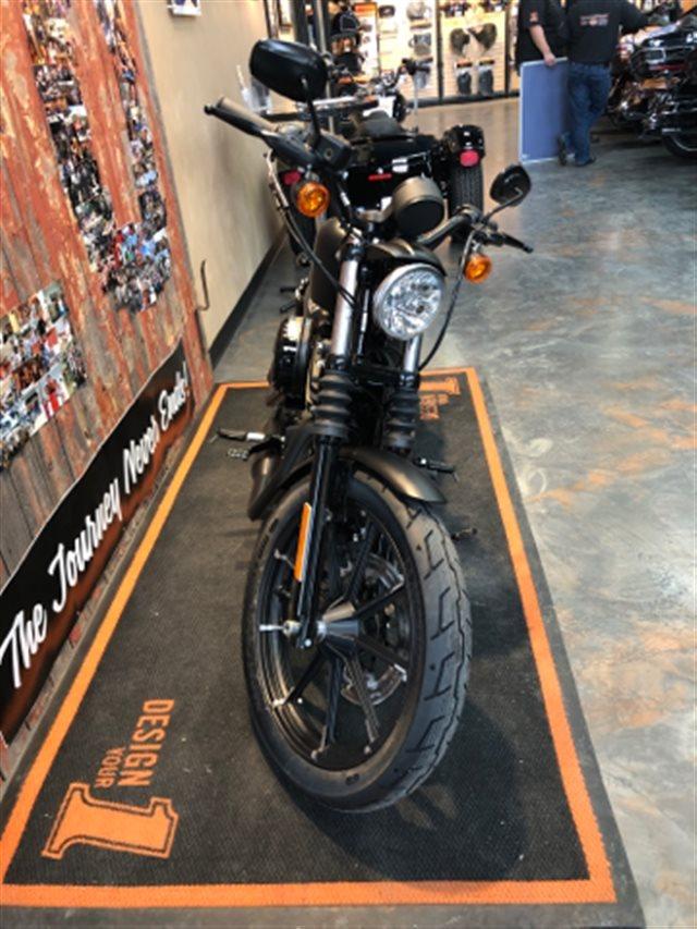 2019 Harley-Davidson Sportster Iron 883 at Vandervest Harley-Davidson, Green Bay, WI 54303