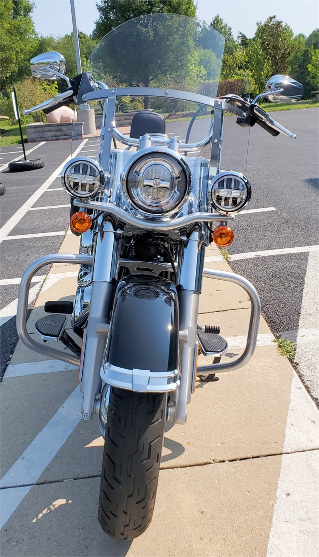 2020 Harley-Davidson Softail Heritage Classic at All American Harley-Davidson, Hughesville, MD 20637