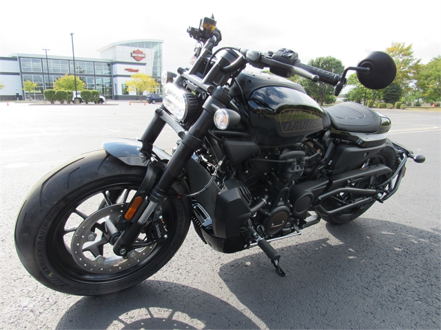 2021 Harley-Davidson Sportster S at Conrad's Harley-Davidson