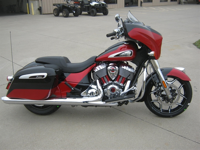 2020 Indian Motorcycle Chieftain Elite Elite at Brenny's Motorcycle Clinic, Bettendorf, IA 52722