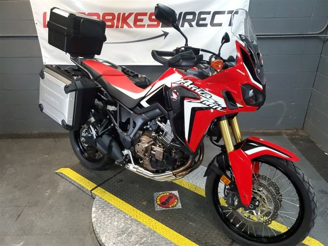 2017 Honda Africa Twin DCT ABS at Friendly Powersports Baton Rouge