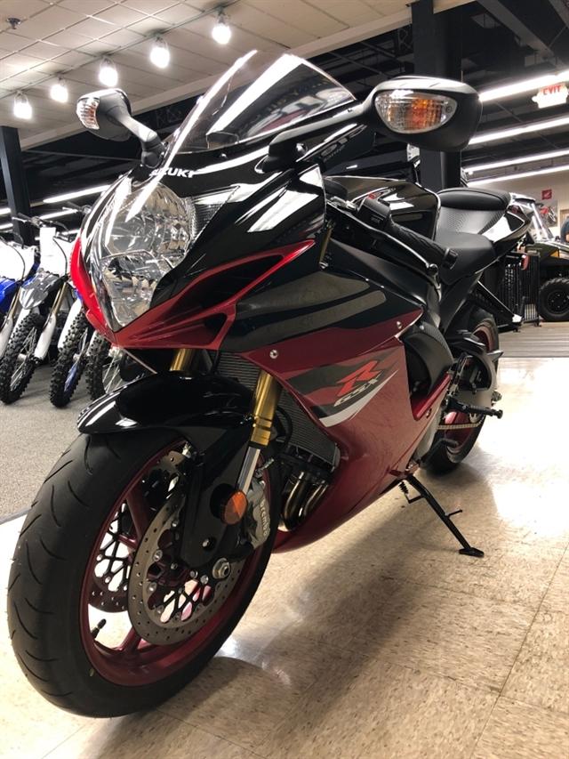 2018 Suzuki GSX-R 750 at Sloans Motorcycle ATV, Murfreesboro, TN, 37129