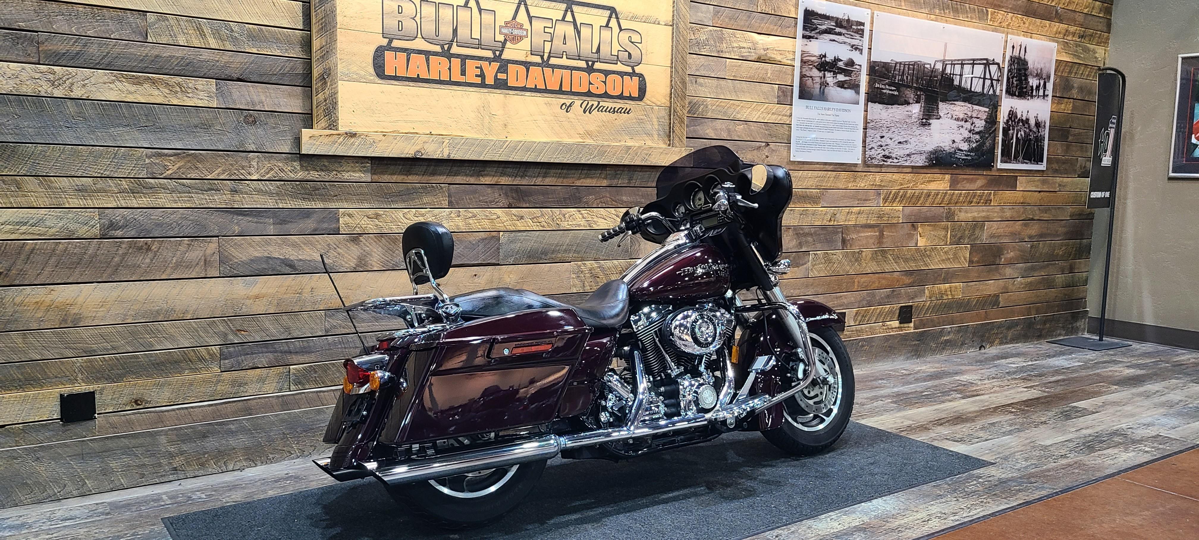 2007 Harley-Davidson Street Glide Base at Bull Falls Harley-Davidson