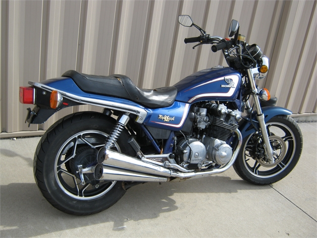 1982 Honda CB750SC Nighthawk at Brenny's Motorcycle Clinic, Bettendorf, IA 52722