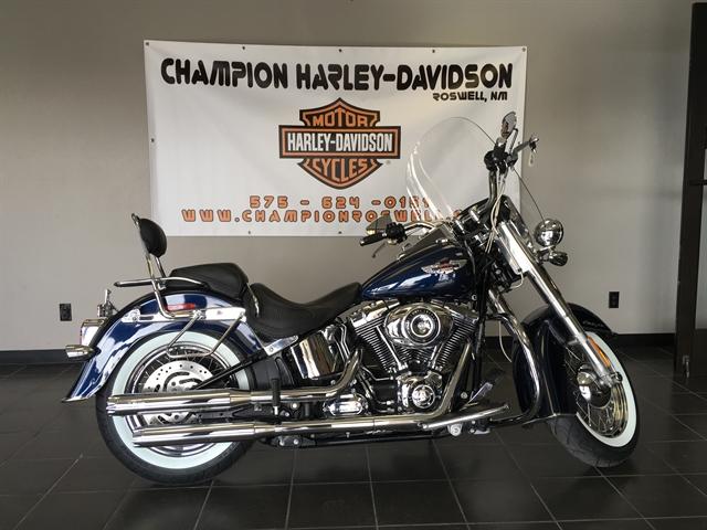 2013 Harley-Davidson Softail Deluxe at Champion Harley-Davidson