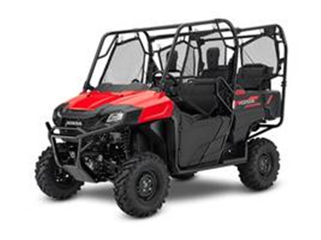 2018 Honda Pioneer 700-4 Base at Seminole PowerSports North, Eustis, FL 32726