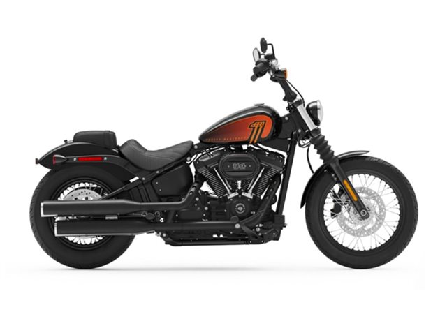 2021 Harley-Davidson Cruiser FXBBS Street Bob 114 at Buddy Stubbs Arizona Harley-Davidson