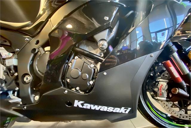 2021 Kawasaki Ninja ZX-10R ABS at Shreveport Cycles