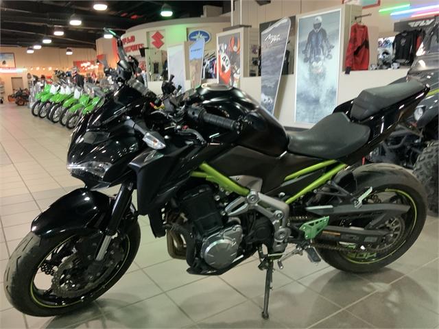 2019 Kawasaki Z900 Base at Midland Powersports