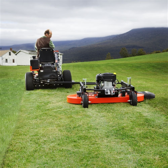 2016 DR Power Tow-Behind Mowers DR Tow-Behind Finish Mower PRO XL-60, 14 5  HP Finish Mower