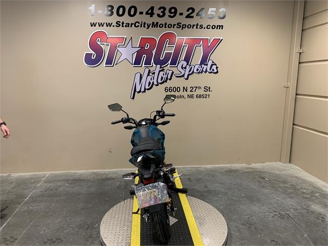 2021 Kawasaki Z125 PRO Base at Star City Motor Sports