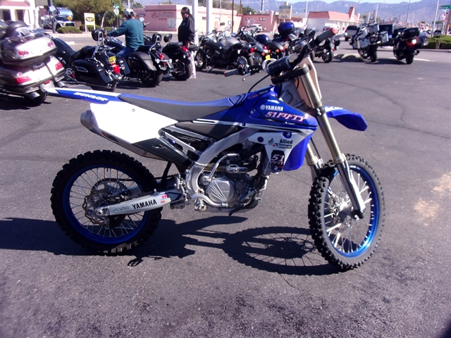 2018 Yamaha YZ 250F at Bobby J's Yamaha, Albuquerque, NM 87110