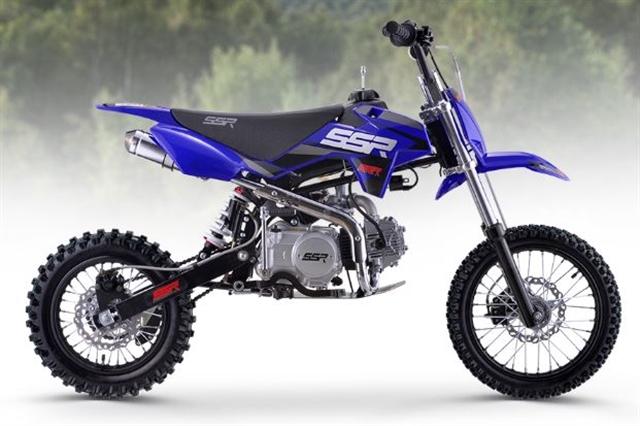 2021 SSR 125 Semi SRN125SEMI-21-BL at Got Gear Motorsports