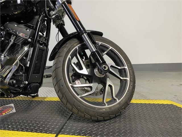 2020 Harley-Davidson Softail Sport Glide at Worth Harley-Davidson