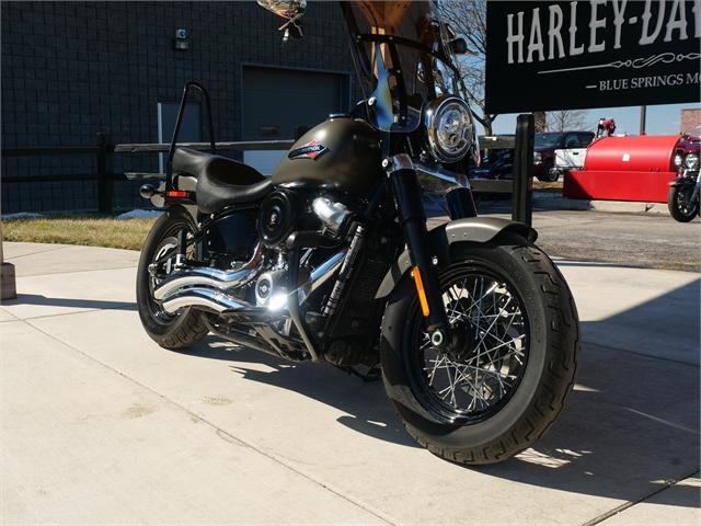 2018 Harley-Davidson Softail Slim at Outlaw Harley-Davidson