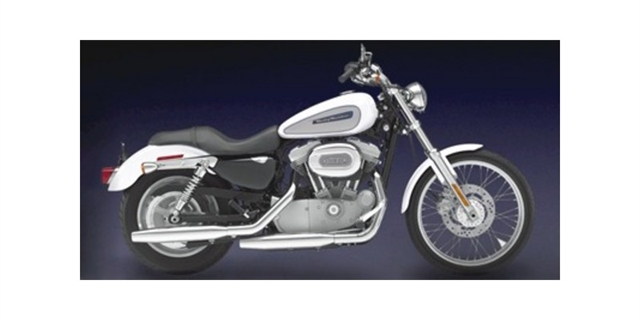 2009 Harley-Davidson Sportster 883 Custom at Southern Illinois Motorsports