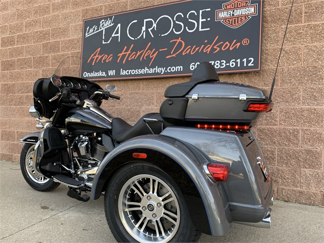 2021 Harley-Davidson Trike FLHTCUTG Tri Glide Ultra at Great River Harley-Davidson