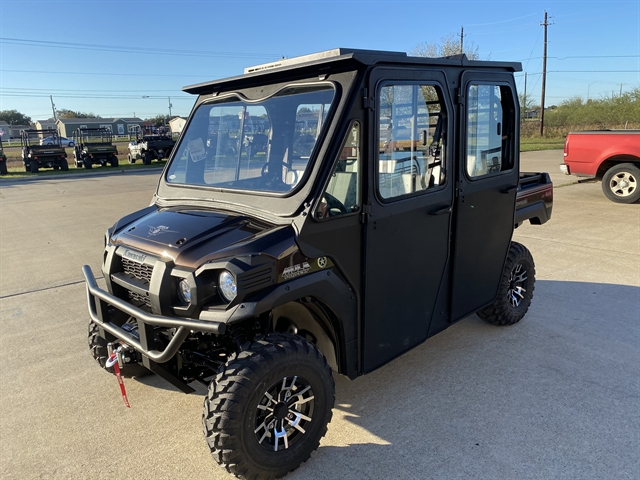 2020 Kawasaki Mule PRO-FXT Ranch Edition at Dale's Fun Center, Victoria, TX 77904