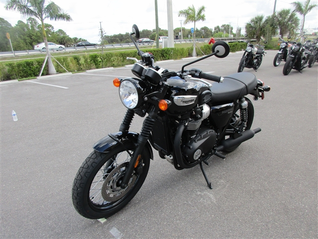 2019 Triumph Bonneville T100 Base at Fort Myers