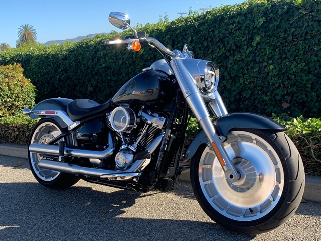 2018 Harley-Davidson Softail Fat Boy 114 at Ventura Harley-Davidson