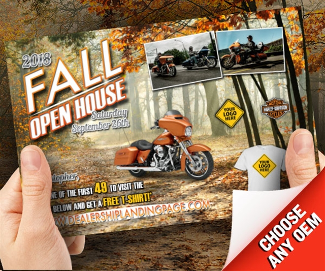 Fall Open House Powersports at PSM Marketing - Peachtree City, GA 30269
