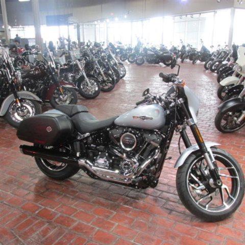 2019 Harley-Davidson Softail Sport Glide at Bumpus H-D of Memphis