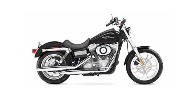 2007 Harley-Davidson Dyna Glide Super Glide at Bumpus H-D of Jackson