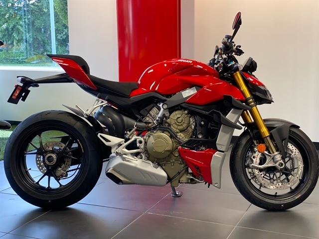 2021 Ducati Streetfighter V4 S at Frontline Eurosports