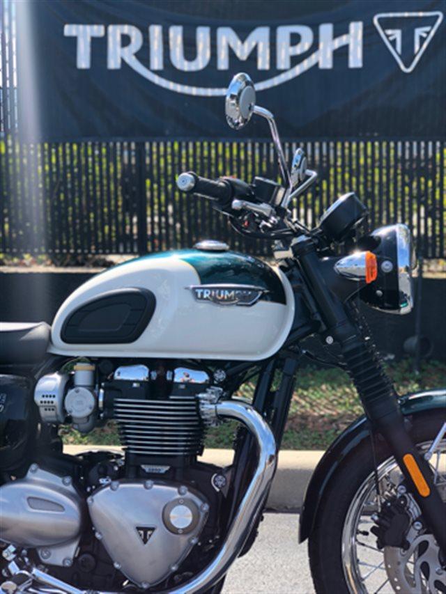 2019 Triumph Bonneville T120 Base at Tampa Triumph, Tampa, FL 33614