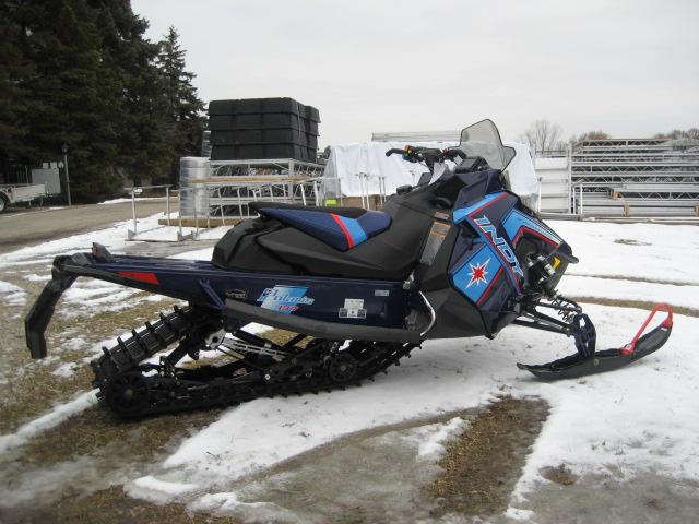 2020 Polaris 800 Indy XC 137 at Fort Fremont Marine