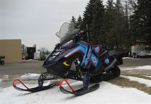 2020 Polaris 800 Indy XC 137 at Fort Fremont Marine