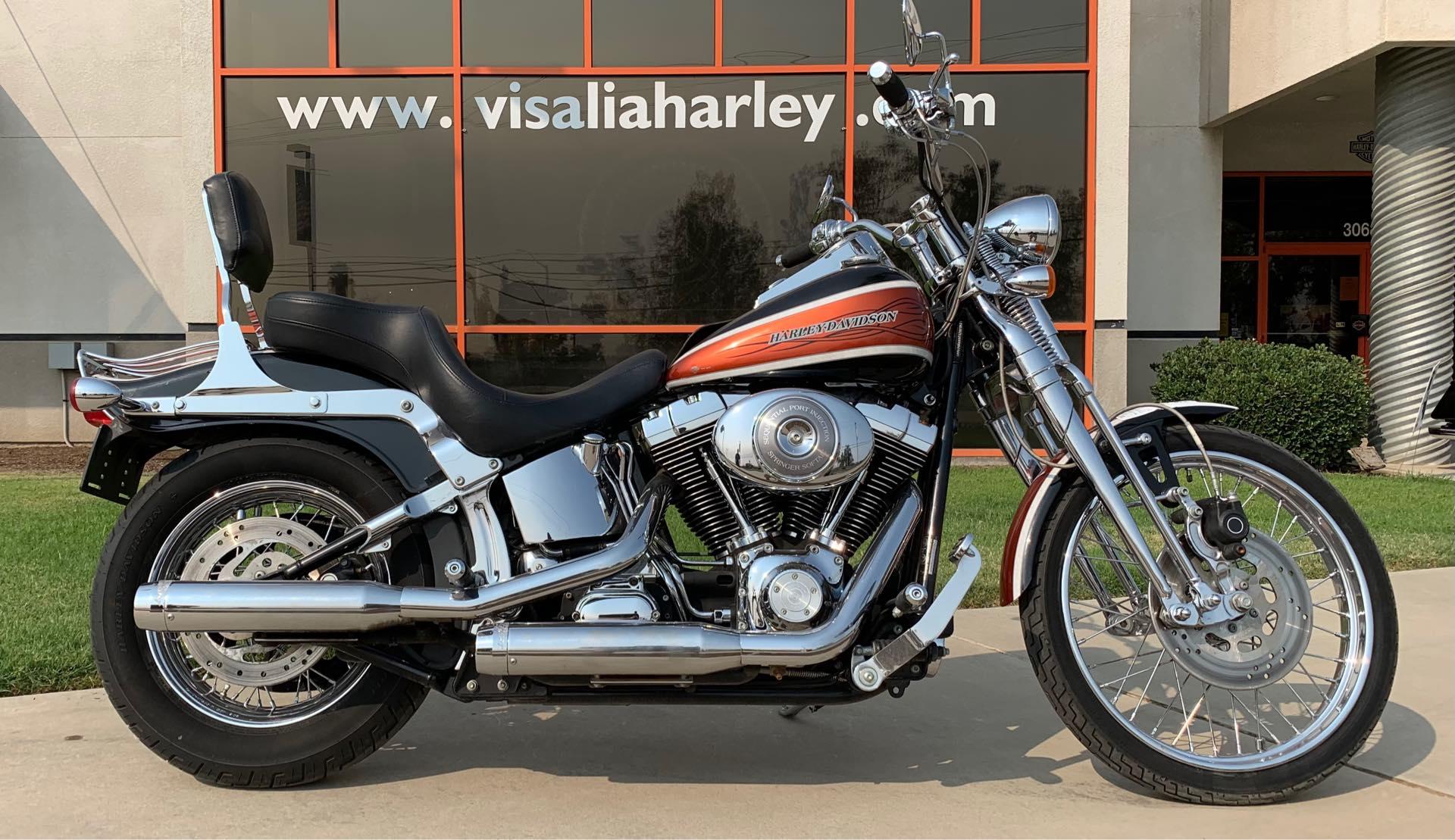 2005 Harley-Davidson Softail Springer Softail at Visalia Harley-Davidson