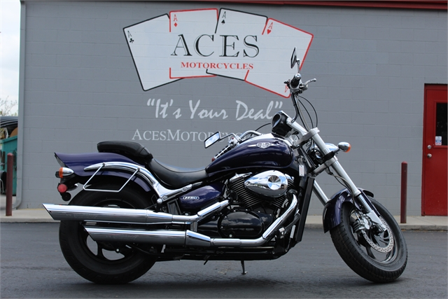 2007 Suzuki Boulevard M50 at Aces Motorcycles - Fort Collins