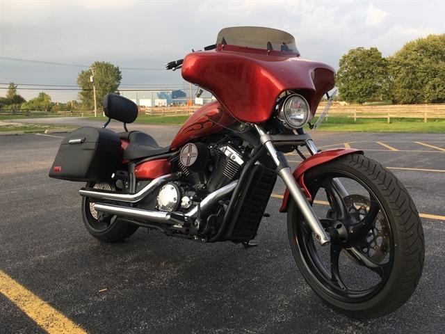 2011 Yamaha Stryker Custom at Randy's Cycle, Marengo, IL 60152