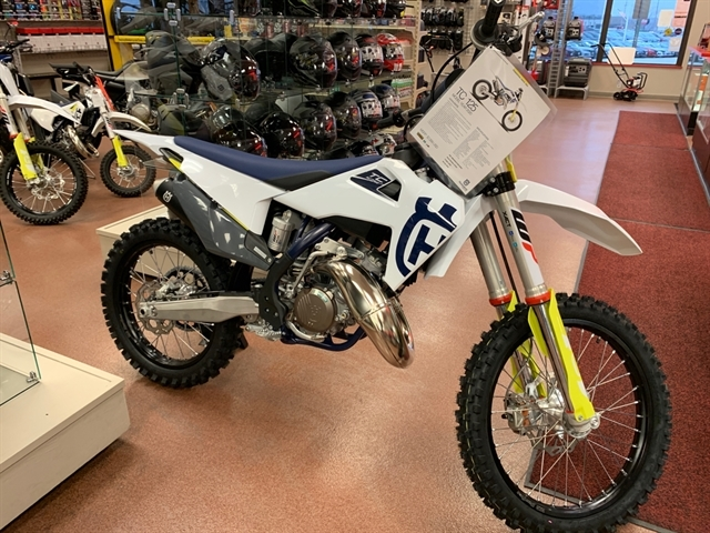 New 2020 Husqvarna TC 125