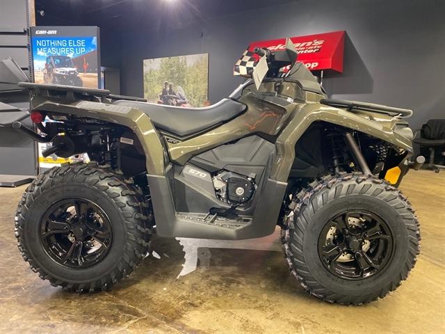 2021 Can-Am Outlander XT 570 at Sloans Motorcycle ATV, Murfreesboro, TN, 37129