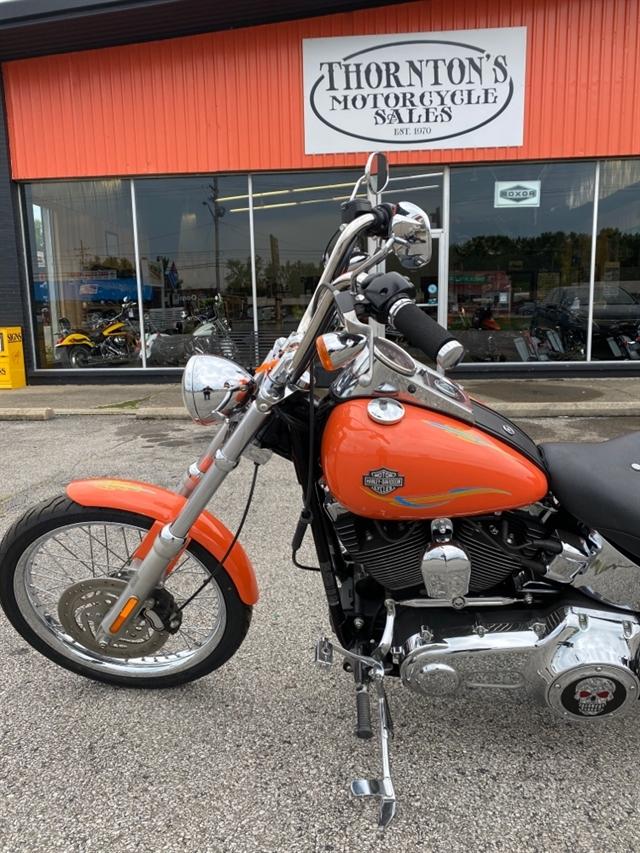 2009 Harley-Davidson Softail Custom at Thornton's Motorcycle Sales, Madison, IN