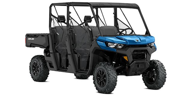 2021 Can-Am Defender MAX DPS HD10 at Jacksonville Powersports, Jacksonville, FL 32225