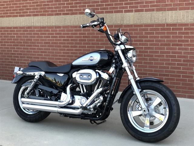 2012 Harley-Davidson Sportster 1200 Custom at Harley-Davidson of Macon