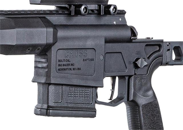 2021 Sig Sauer Cross Rifle at Harsh Outdoors, Eaton, CO 80615