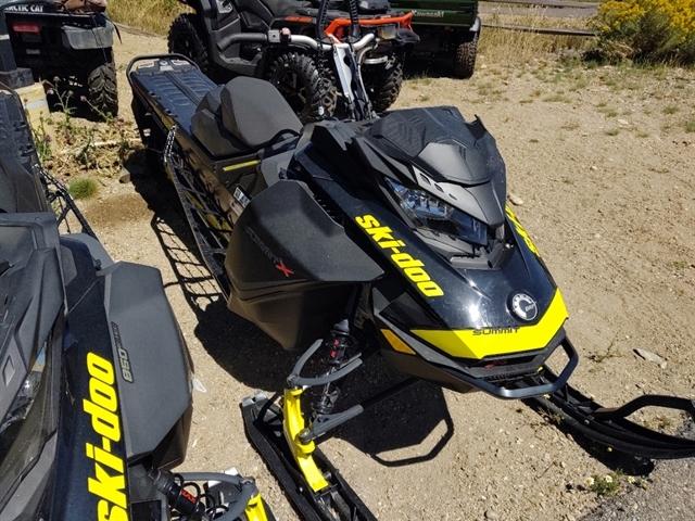 2017 Ski-Doo Summit X 850 E-TEC at Power World Sports, Granby, CO 80446