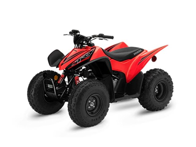 2021 Honda TRX90X at Friendly Powersports Slidell
